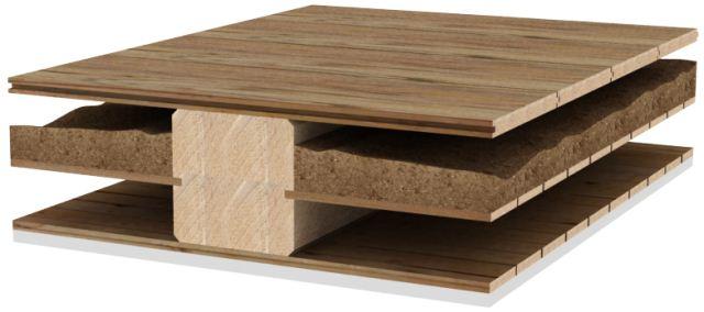 Isolering af etagedæk og etageadskillelser